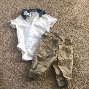 Gap and Old Navy outfit 0-3 months